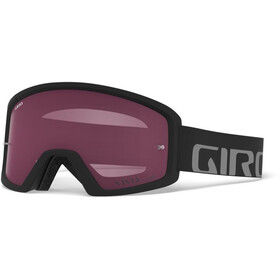 Giro Blok MTB Laskettelulasit, black/grey/vivid trail/clear
